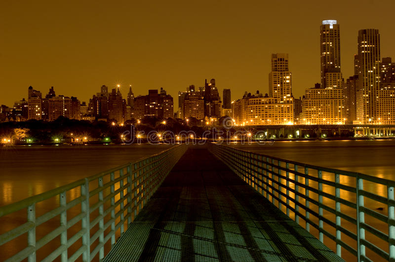 bridżowy Manhattan zdjęcie royalty free
