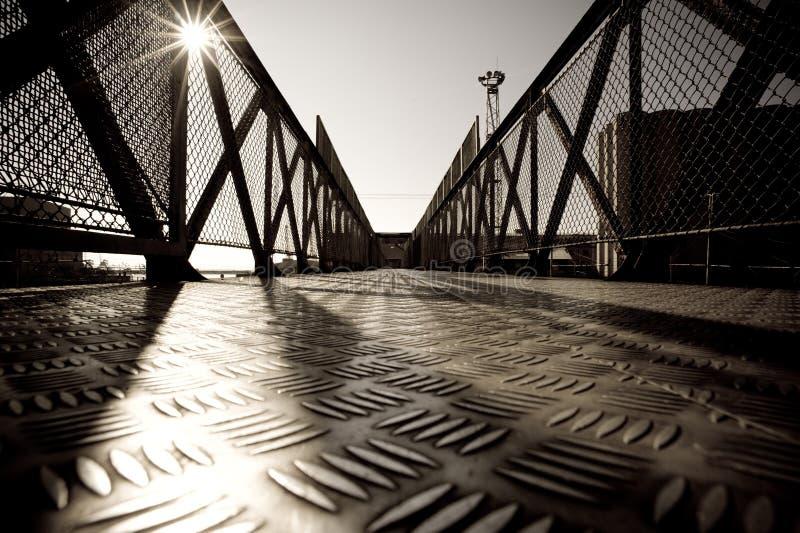 bridżowy metal zdjęcia royalty free