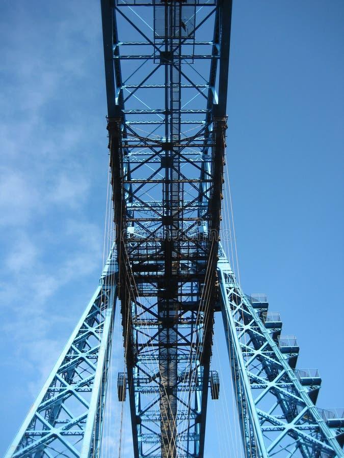 bridżowy niebo zdjęcia stock