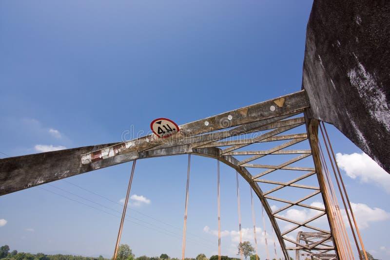 bridżowy truss zdjęcia stock