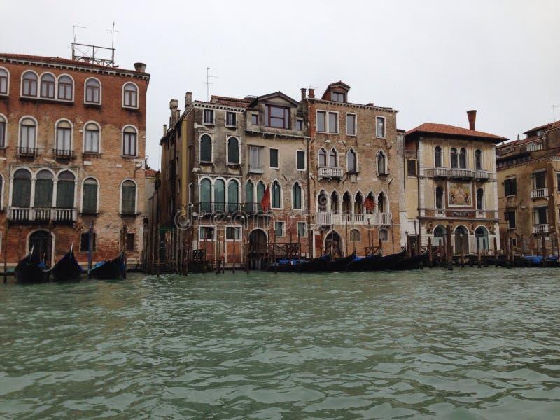 bridżowy włoski Venice fotografia royalty free