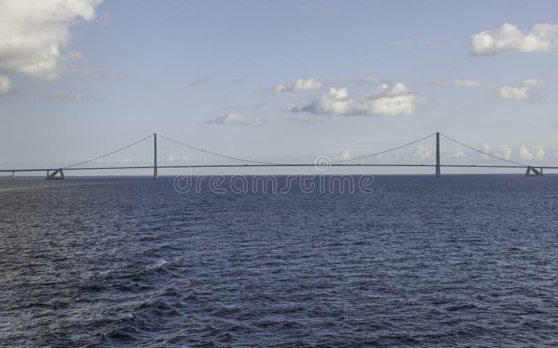 Bridżowy Wielki Pasowy Dani obrazy stock