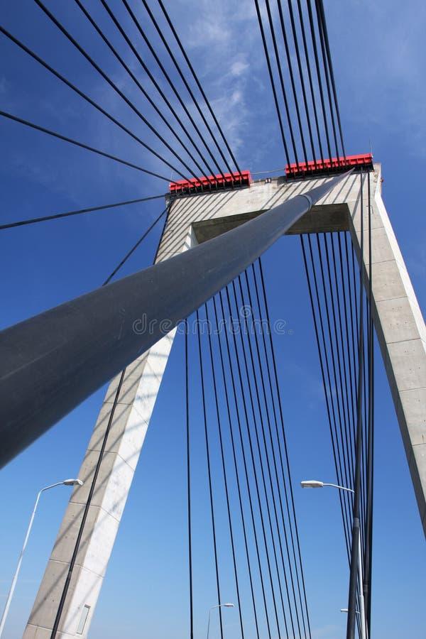 bridżowy zawieszenie zdjęcia stock