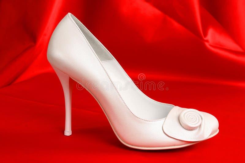 bridal ботинок стоковые фото
