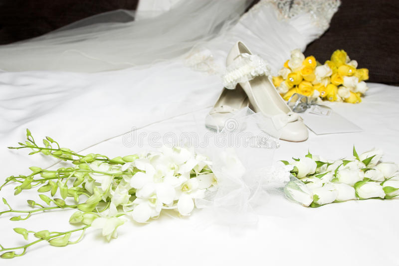 Bridal royalty free stock photos