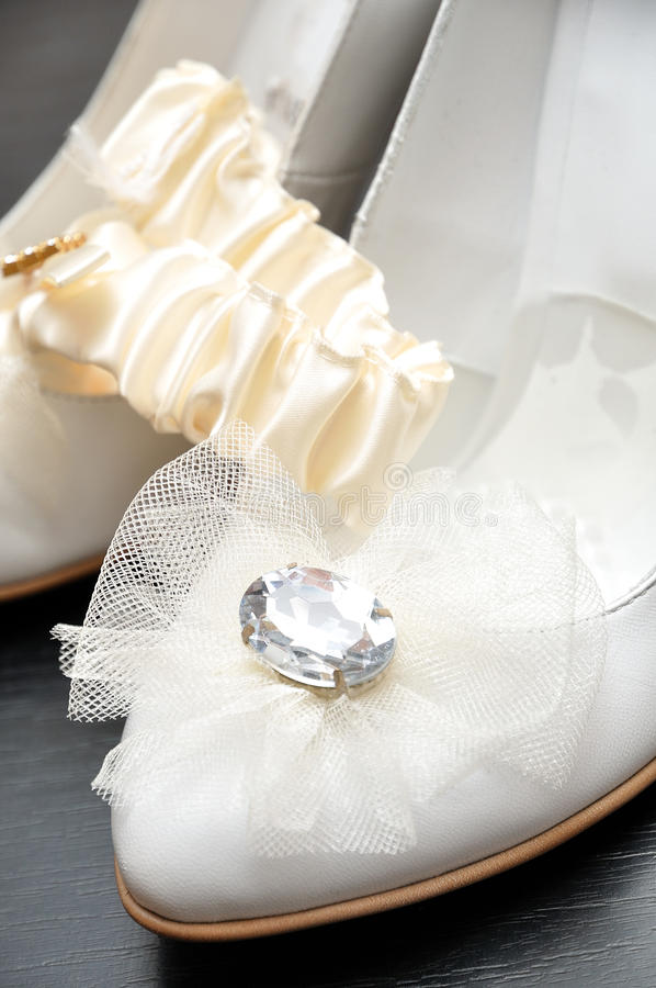Bridal Accesories stock photo