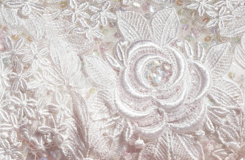 Download Bridal bodice detail stock photo. Image of white, embroidery - 20632230