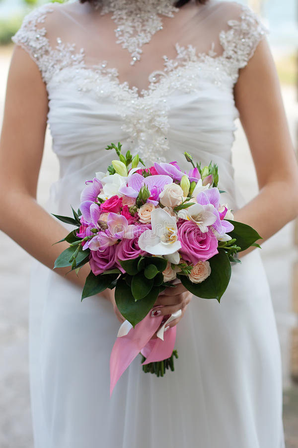Free Bridal Bouquet Stock Images - 16699524