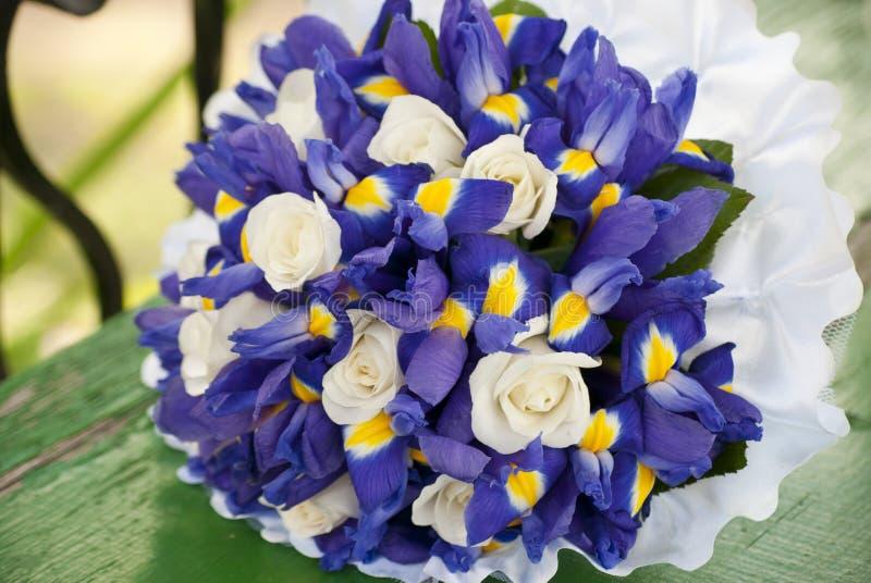 Bridal bouquet stock photo