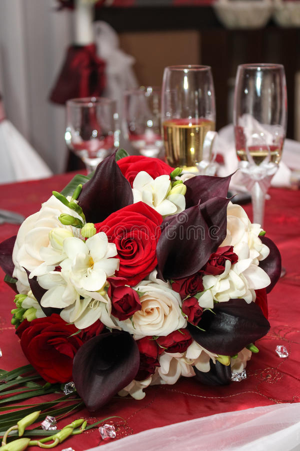 Free Bridal Bouquet Stock Photography - 25565112