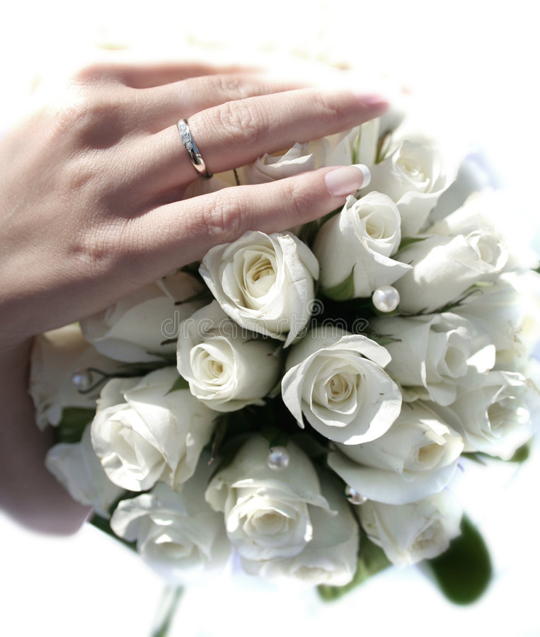 Free Bridal Bouquet Royalty Free Stock Image - 2730986
