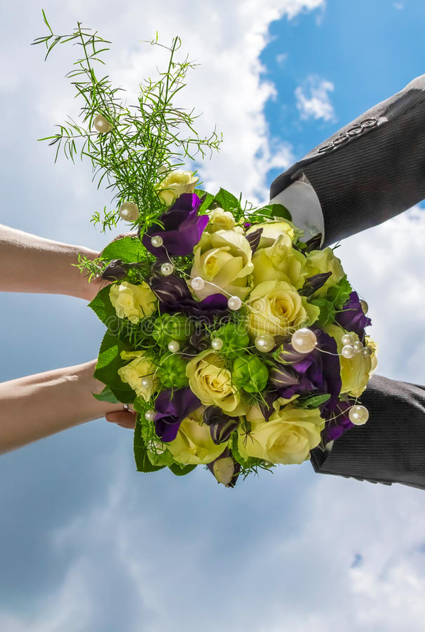 Download Bridal Bouquet stock photo. Image of flower, tradition - 27722626