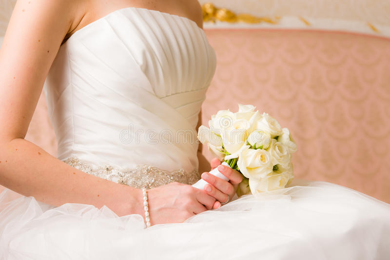 Download Bridal Bouquet stock image. Image of romantic, bridal - 28939995