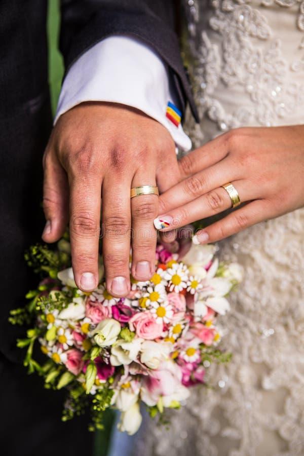 Bridal Bouquet Stock Images