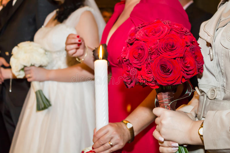 Download Bridal bouquets stock photo. Image of groom, florist - 27445276