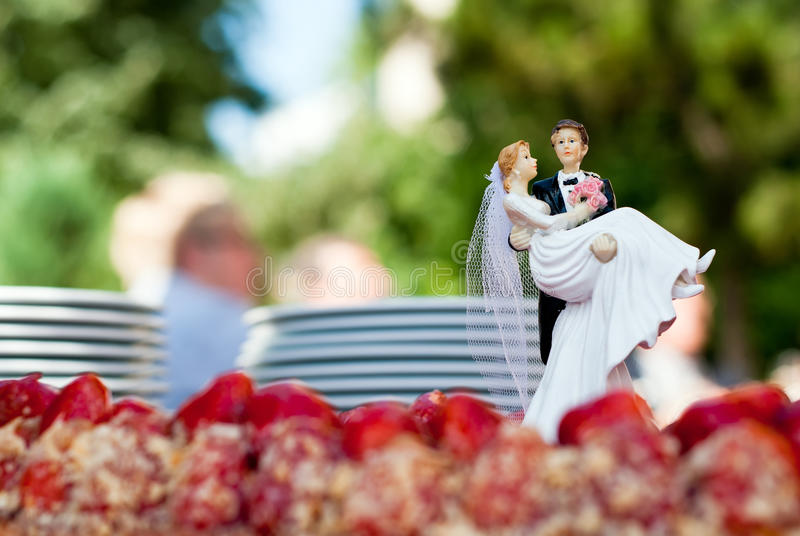 Download Bridal couple stock image. Image of couple, cakes, sugar - 20148927