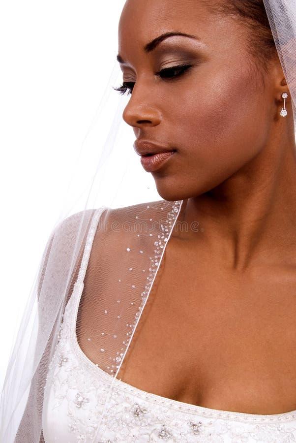 Bridal fashion stock image
