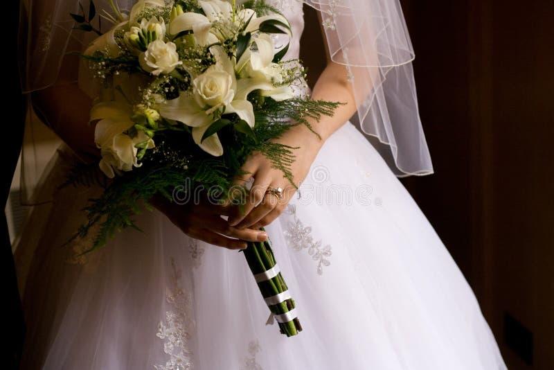 Bridal flower stock photos