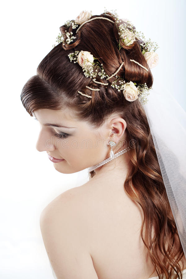 Download Bridal Hairstyle Stock Photography - Image: 13779192