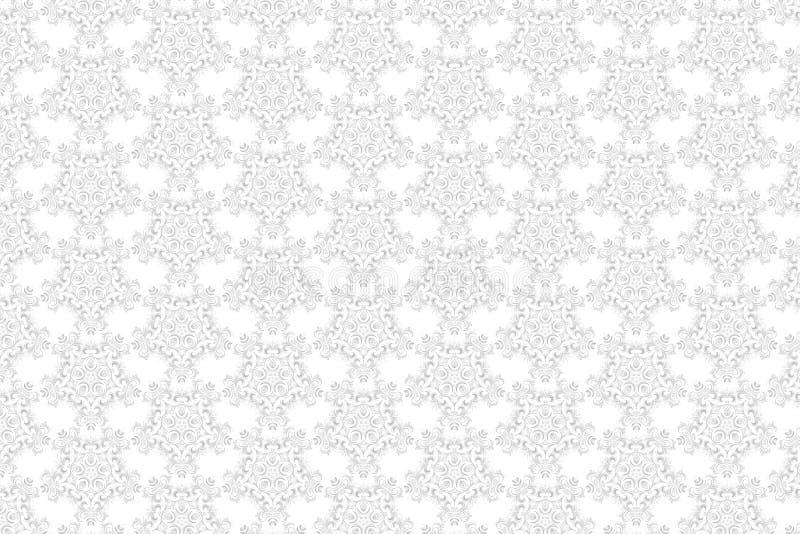 Bridal koronka wzór ilustracja wektor