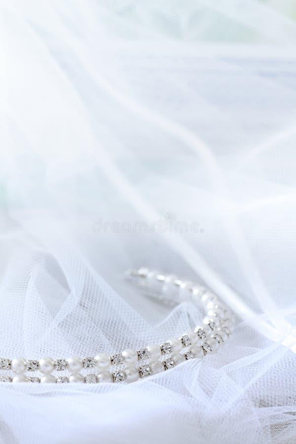 Free Bridal Necklace Stock Photo - 24595160