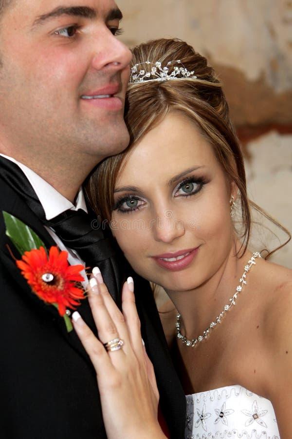 Bridal Portrait 2 stock photo