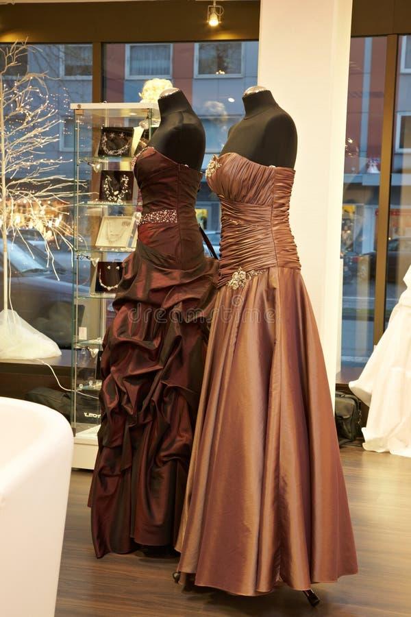 Download The bridal shop. stock image. Image of lamp, bride, shop - 34950379
