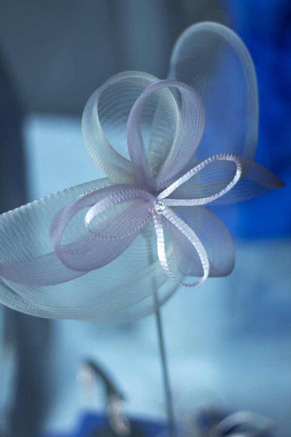 Bridal store dress shop window royalty free stock image