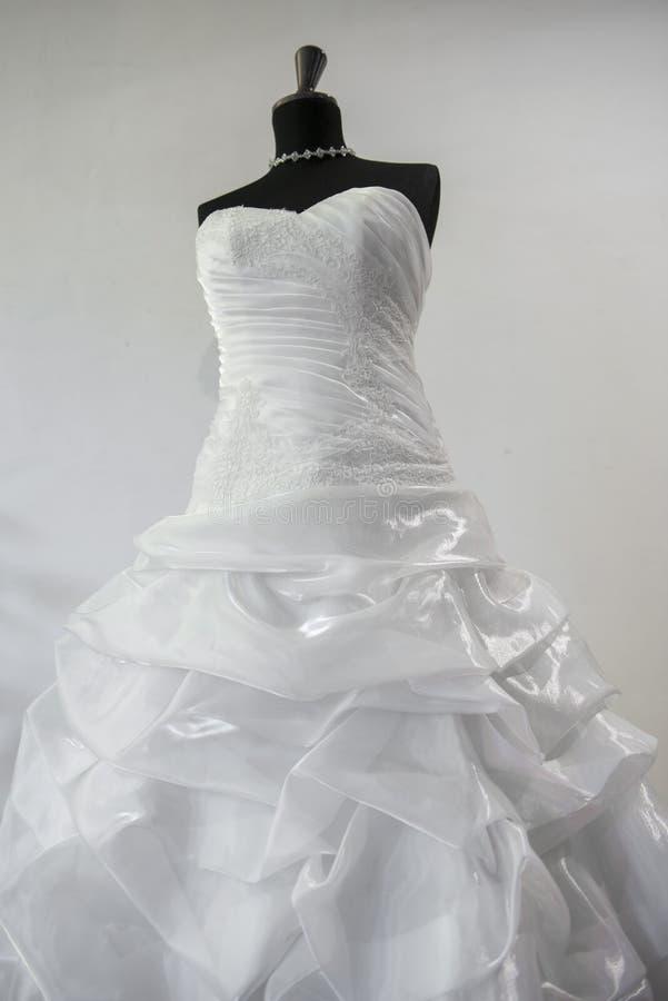 Bridal toga zdjęcia royalty free