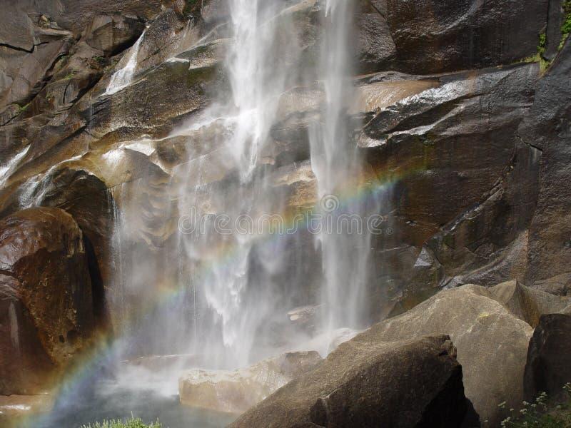 Bridal Veil Falls stock photography