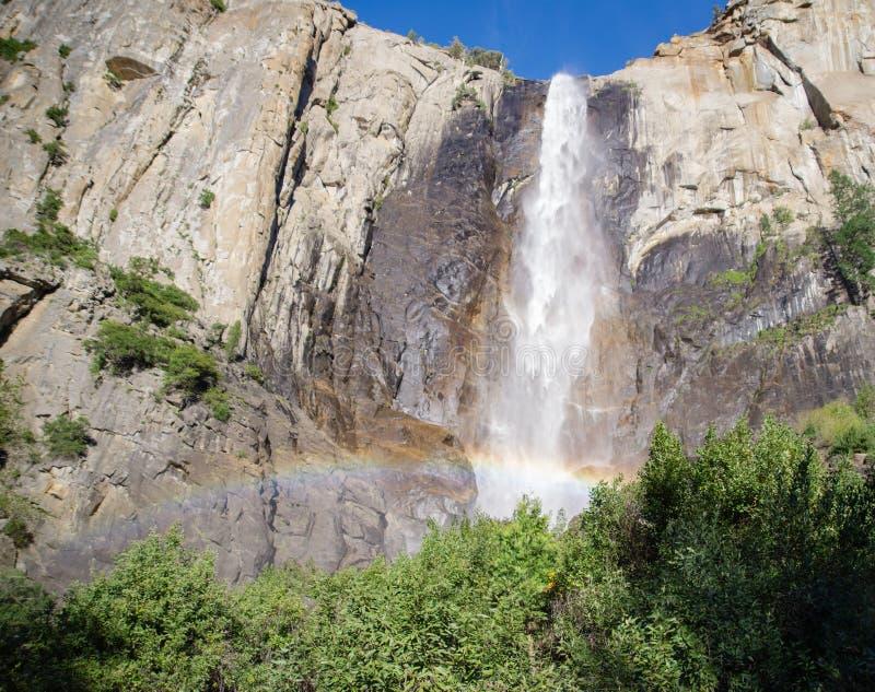 Bridalveil Falls stock photos