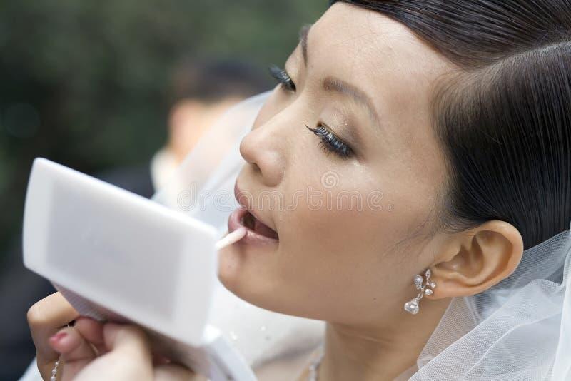 Download Bride stock photo. Image of bride, hair, portrait, make - 10562104