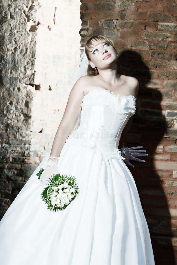 Download Bride stock photo. Image of cute, bride, beauty, woman - 16616970