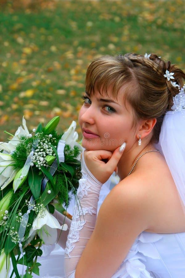 Bride 2 stock photos