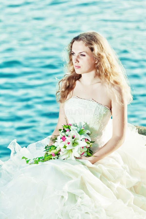 Download Bride stock photo. Image of nature, feeling, enjoying - 20964296