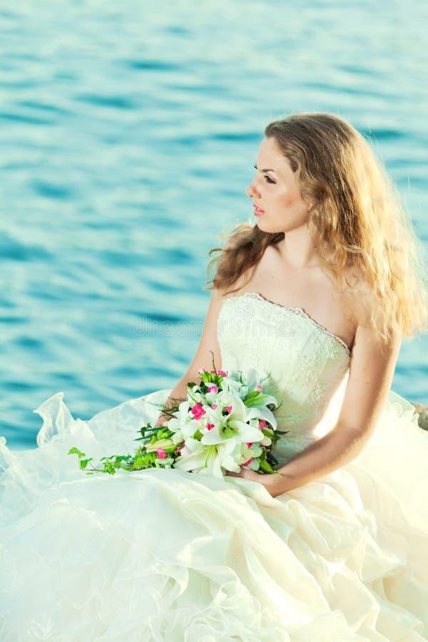 Download Bride stock photo. Image of event, caribbean, mermaid - 21621890