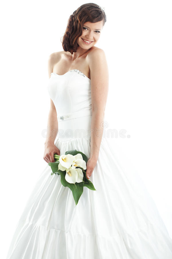 Download Bride stock image. Image of indoors, clothing, adult - 24883115