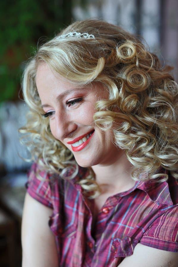 Download Bride stock photo. Image of eyes, dramatic, back, glamour - 25899042