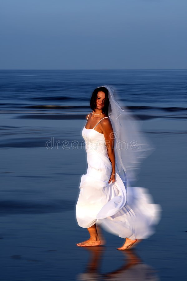 Download Bride stock image. Image of portrait, young, motion, love - 3231361