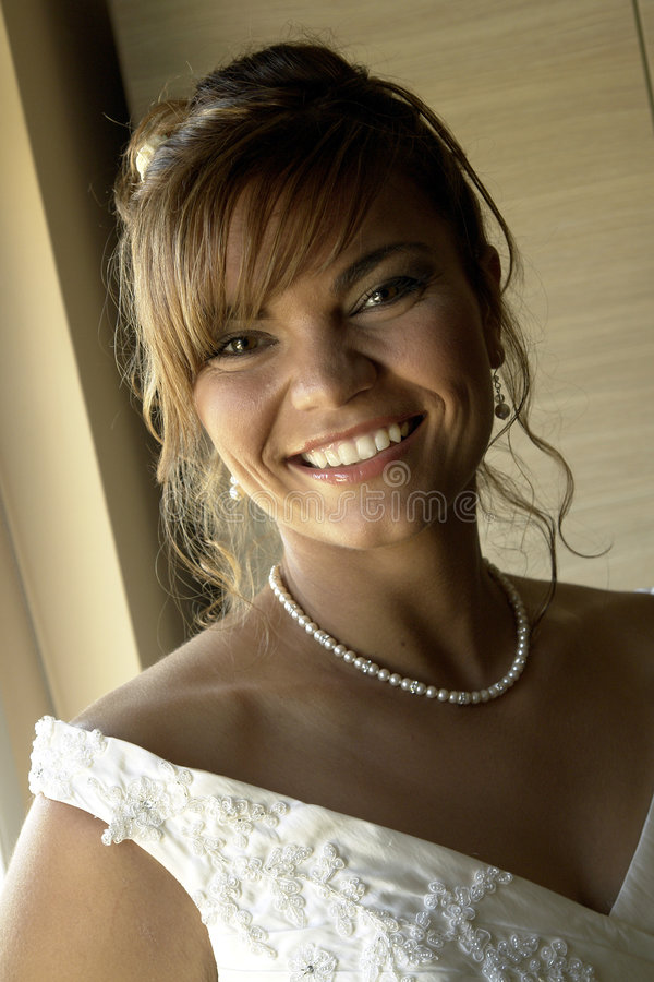 Bride Stock Image