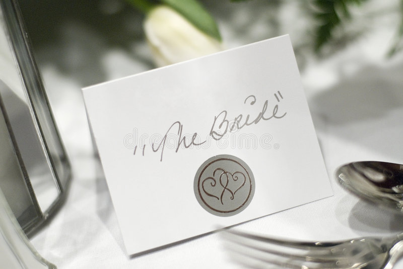 Download The Bride stock image. Image of table, ceremony, wedding - 4639865