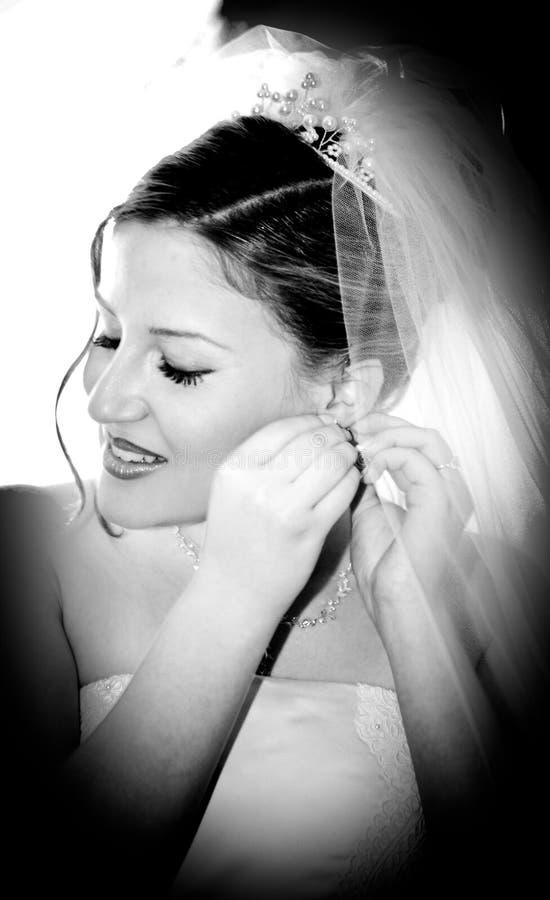 Bride royalty free stock image