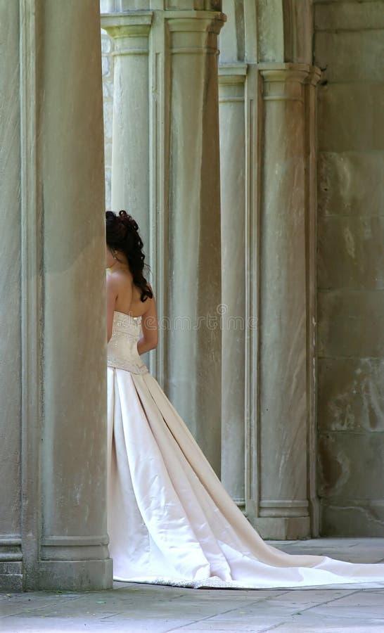 The Bride royalty free stock photos