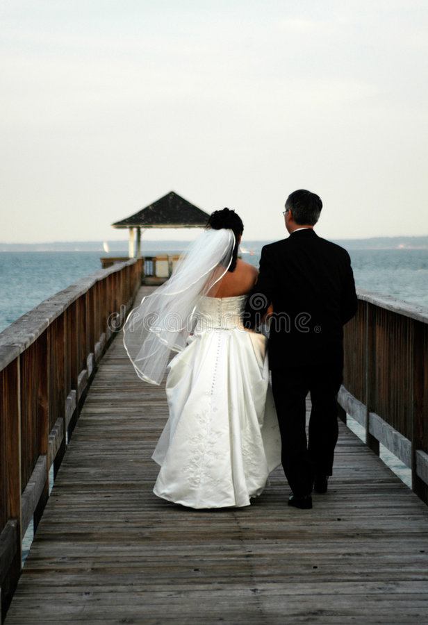 Free Bride And Groom Stock Image - 64241