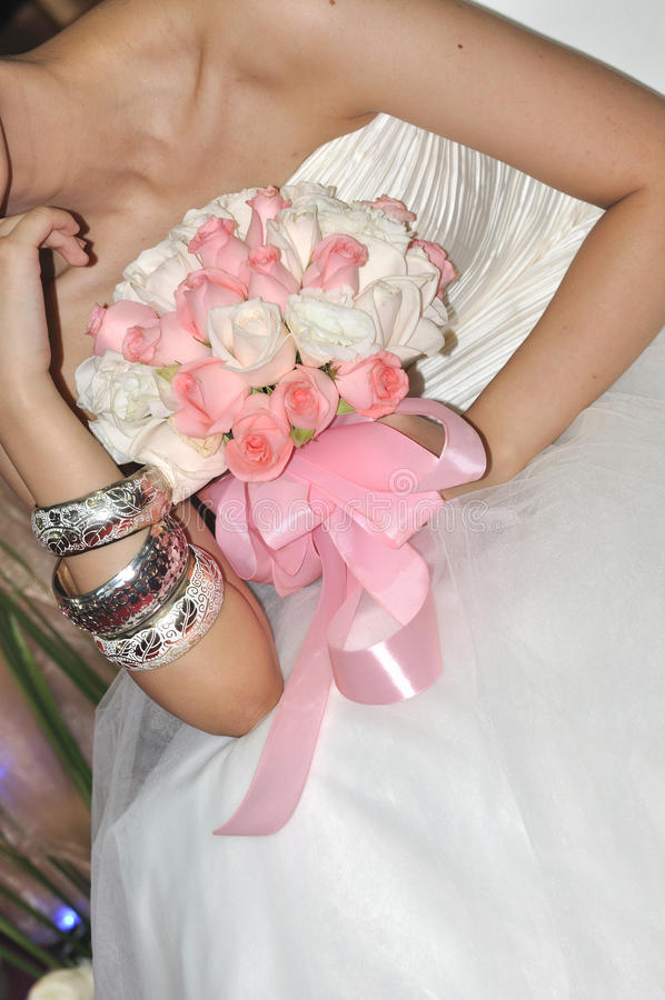 Download Bride And Bouquet Stock Images - Image: 15673454