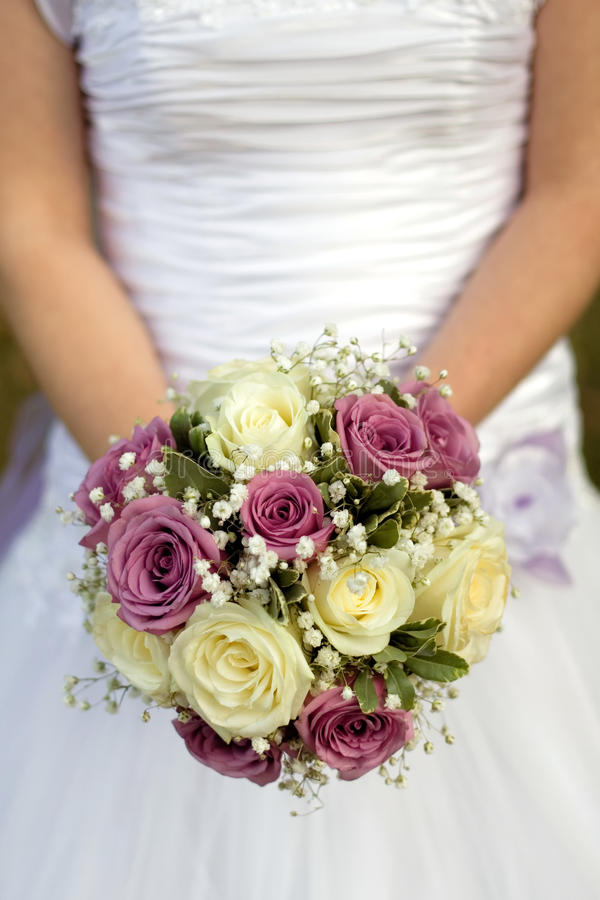 Free Bride Bouquet Stock Photography - 22051292