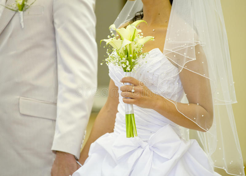 Download Bride And Fiance Stock Image - Image: 17953941