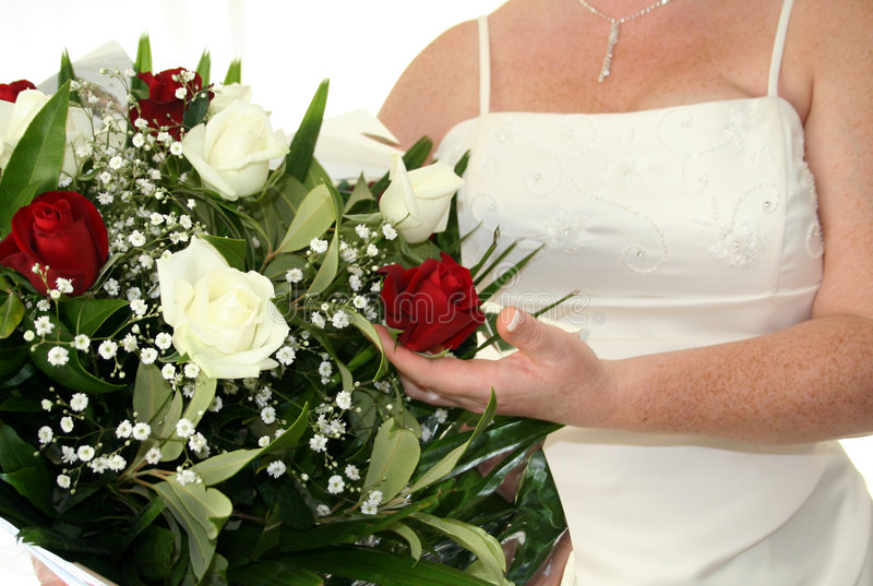 Download Bride & Flowers Stock Images - Image: 950374