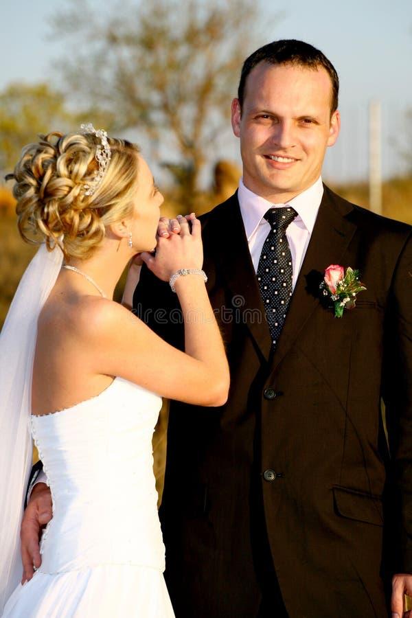 Download Bride Groom stock image. Image of look, outside, groom - 1392213