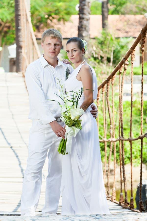 Download Bride and groom stock photo. Image of elegance, boyfriend - 19303540
